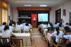 Trung tâm Quản lý Bảo tồn Di sản Văn hóa Hội An tổ chức sinh hoạt kỷ niệm 124 năm ngày sinh của Chủ tịch Hồ Chí Minh (19/5/1890 - 19/5/2014)